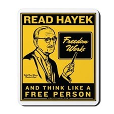 Read Hayek Mousepad