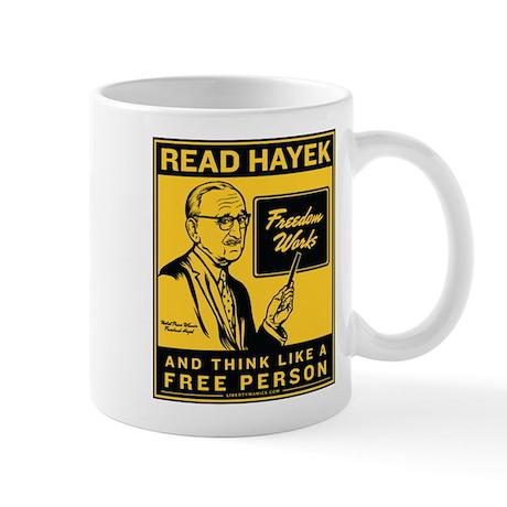 Read Hayek Mug