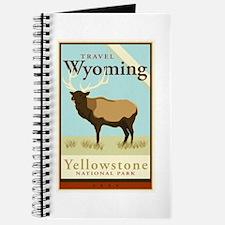 Travel Wyoming Journal