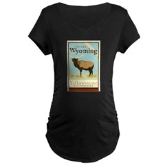 Travel Wyoming T-Shirt
