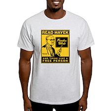 Read Hayek T-Shirt