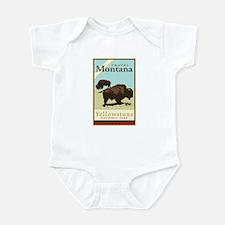 Travel Montana Infant Bodysuit