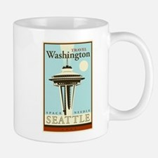 Travel Washington Mug