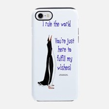 PengRulerBottle.png iPhone 7 Tough Case
