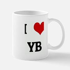 I Love YB Mug