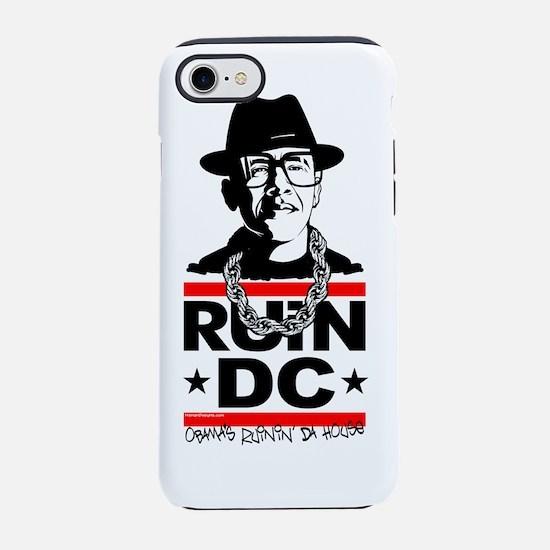 Obama Ruin DC iPhone 7 Tough Case