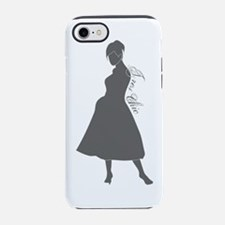 Funny Tres chic iPhone 7 Tough Case
