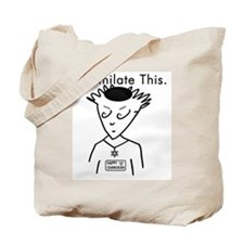 Assimilate This Tote Bag