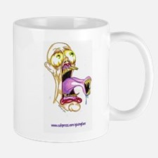 lieing tongue Mug