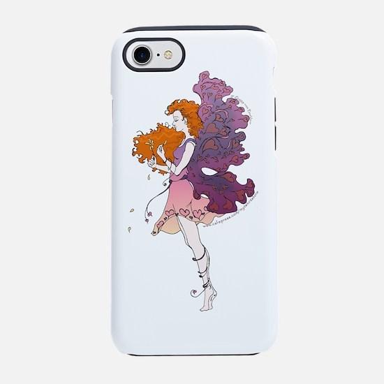 valentine-fairy-w.png iPhone 7 Tough Case