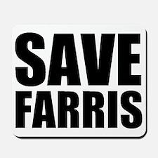 Save Farris Mousepad
