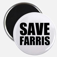 Save Farris Magnet