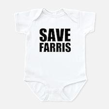 Save Farris Infant Bodysuit