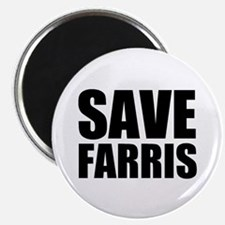 """Save Farris 2.25"""" Magnet (100 pack)"""