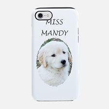 Golden Retriever Puppy 3G iPho iPhone 7 Tough Case