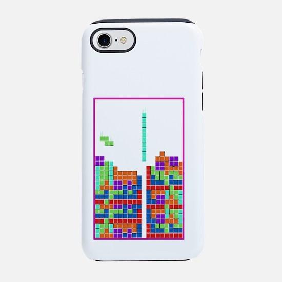 Tetris - Better Than Sex iPhone 7 Tough Case