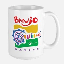 BanjoNative Mugs