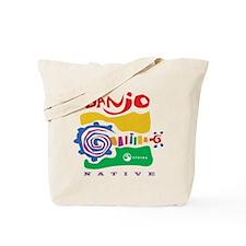 Cute Banjo Tote Bag
