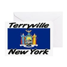 Terryville New York Greeting Card
