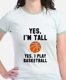 Yes, I'm Tall T-Shirt