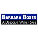 Barbara Boxer: A Democrat With a Spine