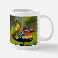 Oriole Pair Mug