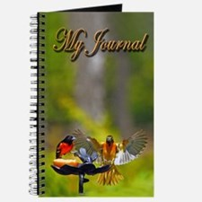 Oriole Pair Journal
