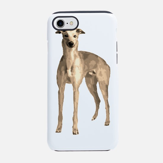 Muscle Man Greyhound  iPhone 7 Tough Case