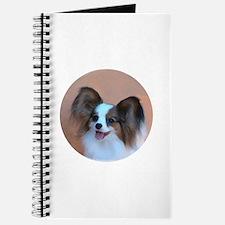 Sable Papillon Head Journal