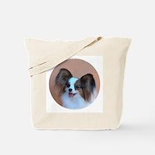 Sable Papillon Head Tote Bag