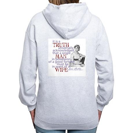 Truth Women's Zip Hoodie