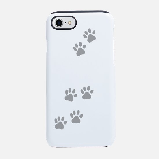 labrador mom wh.png iPhone 7 Tough Case