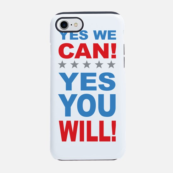 Yes You WIll 8.png iPhone 7 Tough Case