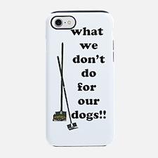 Cute Kennel iPhone 7 Tough Case