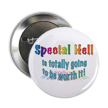 """Special Hell 2.25"""" Button"""