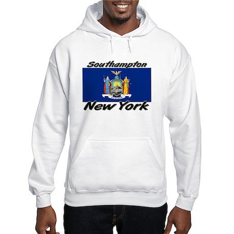 Southampton New York Hooded Sweatshirt