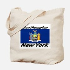 Southampton New York Tote Bag