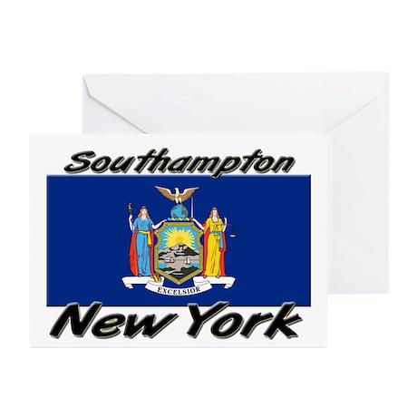 Southampton New York Greeting Cards (Pk of 20)