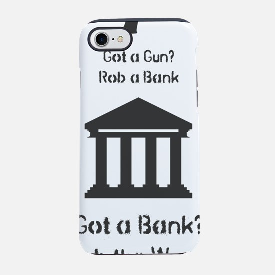 Got a Gun? iPhone 7 Tough Case