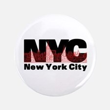 "New York City 3.5"" Button"