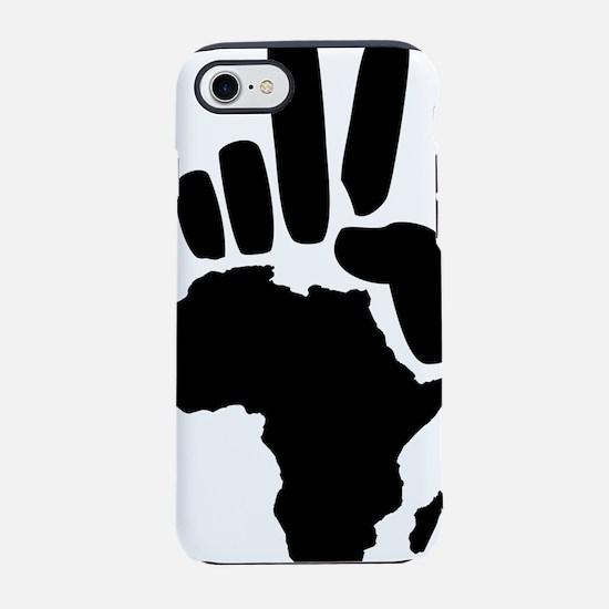 darfur africa peace.png iPhone 7 Tough Case