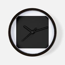 Apple - Sandra Wall Clock