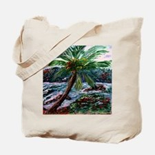 """Maui Palm"" Tote Bag"