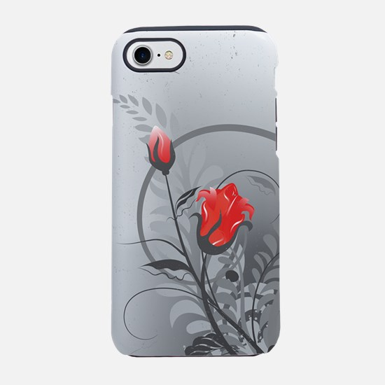 Rose (3G).png iPhone 7 Tough Case