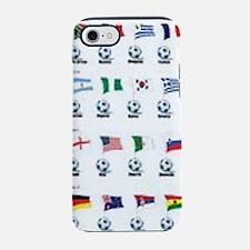 Cute Fifa sports iPhone 7 Tough Case