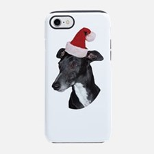 WhippetHowlidaysLight.png iPhone 7 Tough Case