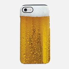 Very Fun Beer and Foam Design iPhone 7 Tough Case