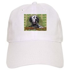 Cute English setter Baseball Cap