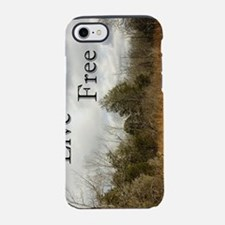 441_iphone_case live free.jpg iPhone 7 Tough Case