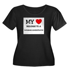 My Heart Belongs To A DATABASE ADMINISTRATOR Women